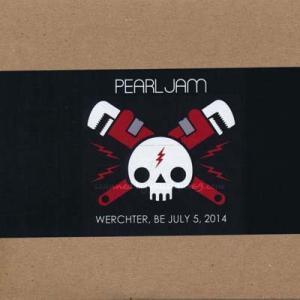 パールジャム Pearl Jam - European Tour: Werchter, Belgium 05/07/2014 (CD)|musique69
