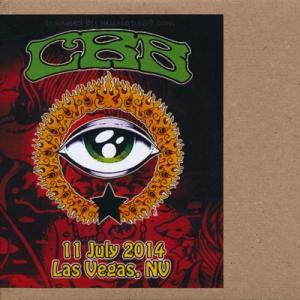 クリスロビンソン The Chris Robinson Brotherhood - CRB Roadshow: Las Vegas, Nv 07/11/2014 (CD) musique69