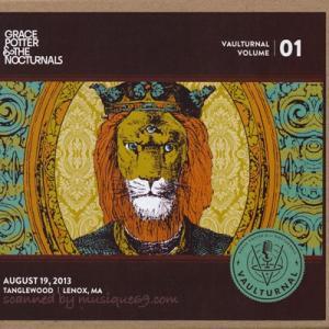 グレイスポッター Grace Potter and The Nocturnals - Vaulturnal Vol. 1: Lenox, Ma 08/19/2013 (CD)|musique69