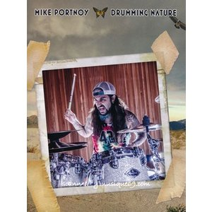 フライングカラーズ Flying Colors (Mike Portnoy) - Drumming Nature (DVD)|musique69