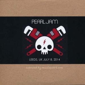 パールジャム Pearl Jam - European Tour: Leeds, England 08/07/2014 (CD)|musique69
