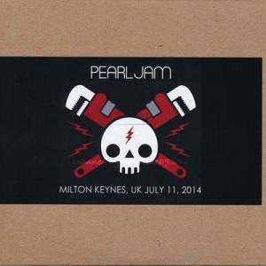 パールジャム Pearl Jam - European Tour: Milton Keynes, England 11/07/2014 (CD)|musique69