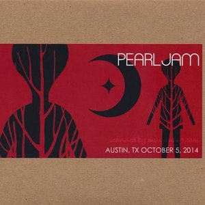 パールジャム Pearl Jam - North American Tour: Austin, TX 10/05/2014 (CD)|musique69