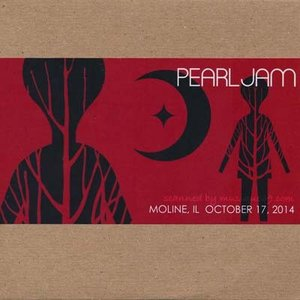 パールジャム Pearl Jam - North American Tour: Moline, IL 10/17/2014 (CD)|musique69