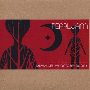 パールジャム Pearl Jam - North American Tour: Milwaukee, WI 10/20/2014 (CD)|musique69