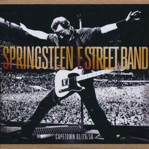 ブルーススプリングスティーン Bruce Springsteen & The E Street Band - Cape Town, South Africa 01/26/2014|musique69
