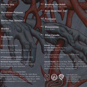 リンキンパーク - Linkin Park Underground 14 (CD)|musique69|02