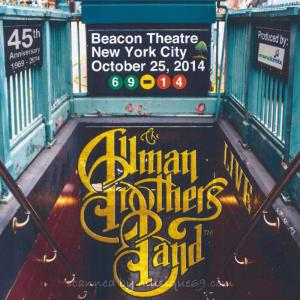 オールマンブラザーズバンド The Allman Brothers Band - Beacon Theatre, New York City 10/25/2014 (CD)|musique69