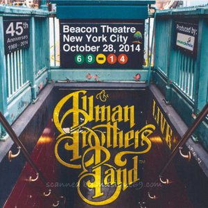 オールマンブラザーズバンド Allman Brothers Band - Beacon Theatre, New York City 10/28/2014 (CD)|musique69