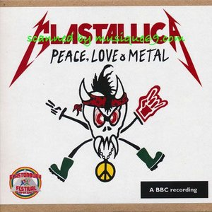 メタリカ Metallica - Glastallica: Peace, Love & Metal 28/06/2014 (CD)|musique69