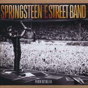 ブルーススプリングスティーン Bruce Springsteen & The E Street Band - Perth, Australia 02/05/2014 (CD)|musique69
