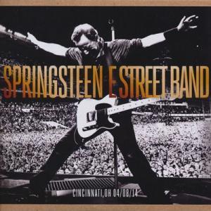 ブルーススプリングスティーン Bruce Springsteen & The E Street Band - Cincinnati, OH 04/08/2014 (CD)|musique69