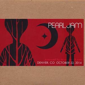 パールジャム Pearl Jam - North American Tour: Denver, Co 10/22/2014 (CD) musique69