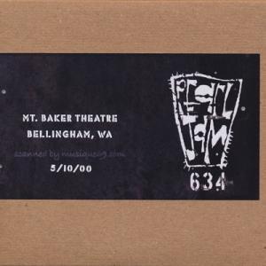 パールジャム Pearl Jam - Vault Series #4: Bellingham, WA 05/10/2000 (CD)|musique69