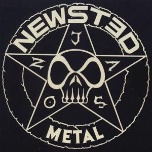 ジェイソンニューステッド Jason Newsted (Newsted) - Metal: Exclusive Autographed Edition (CD) musique69
