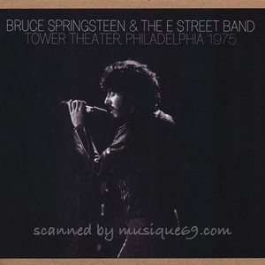 ブルーススプリングスティーン Bruce Springsteen & The E Street Band - Tower Theater, Philadelphia 1975 (CD)|musique69