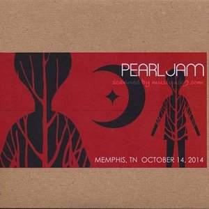 パールジャム Pearl Jam - North American Tour: Memphis, TN 10/14/2014 (CD)|musique69