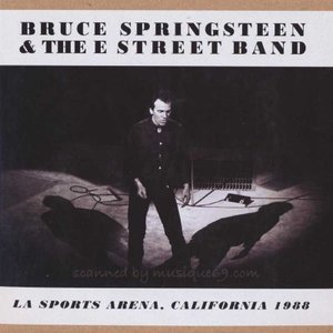 ブルーススプリングスティーン Bruce Springsteen & The E Street Band - LA Sports Arena, California 1988 (CD)|musique69