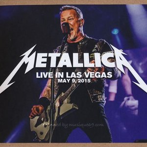 メタリカ Metallica - Live in Las Vegas; May 9, 2015 (CD)|musique69