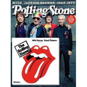 ローリングストーンズ The Rolling Stones - Rolling Stone 06/2015 + Wild Horses Vinyl|musique69