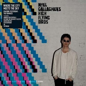 ノエルギャラガー Noel Gallagher's High Flying Birds - Where the City Meets the Sky: The Remixes: Exclusive Coloured Editon (vinyl)|musique69
