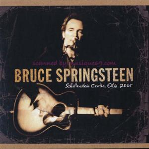 ブルーススプリングスティーン Bruce Springsteen - Schottenstein Center, Ohio 2005 (CD)|musique69