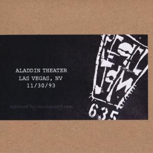 パールジャム Pearl Jam - Vault Series #5: Aladdin Theater, Las Vegas, NV 11/30/93 (CD)|musique69