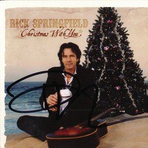リックスプリングフィールド Rick Springfield - Christmas with You: Exclusive Autographed Edition (CD)|musique69