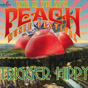 トリガーヒッピー Trigger Hippy - Live at the 2012 Peach Music Festival (CD)|musique69