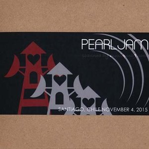 パールジャム Pearl Jam - South America: Santiago, Chile 11/04/2015 (CD)|musique69