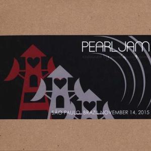 パールジャム Pearl Jam - South American Tour: Sao Paulo, Brazil 11/14/2015 (CD) musique69
