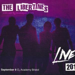 リバティーンズ The Libertines - Live 2015: Bristol, England 08/09/2015 (CD)|musique69