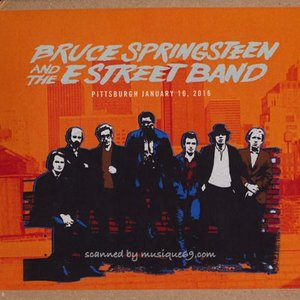 ブルーススプリングスティーン Bruce Springsteen & The E Street Band - The River Tour: Pittsburgh, PA 01/16/2016 (CD)|musique69