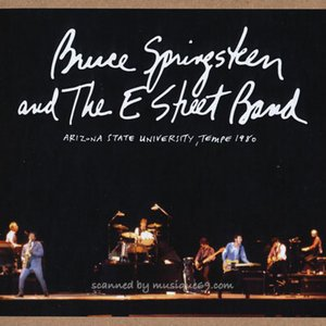 ブルーススプリングスティーン Bruce Springsteen & The E Street Band - Arizona State University, Tempe 1980 (CD)|musique69