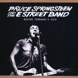 ブルーススプリングスティーン Bruce Springsteen & The E Street Band - The River Tour: Boston, Ma 02/04/2016 (CD)|musique69
