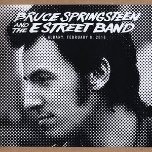 ブルーススプリングスティーン Bruce Springsteen & The E Street Band - The River Tour: Albany, NY 02/08/2016 (CD)|musique69