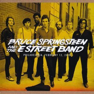 ブルーススプリングスティーン Bruce Springsteen & The E Street Band - The River Tour: Philadelphia, PA 02/12/2016 (CD) musique69