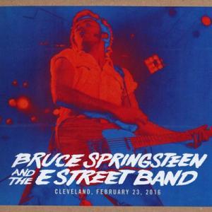 ブルーススプリングスティーン Bruce Springsteen & The E Street Band - The River Tour: Cleveland, OH 02/23/2016 (CD) musique69