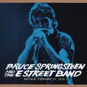 ブルーススプリングスティーン Bruce Springsteen & The E Street Band - The River Tour: Buffalo, NY 02/25/2016 (CD)|musique69