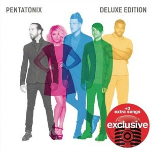 ペンタトニックス Pentatonix - Pentatonix: Exclusive Deluxe Edition (CD)|musique69