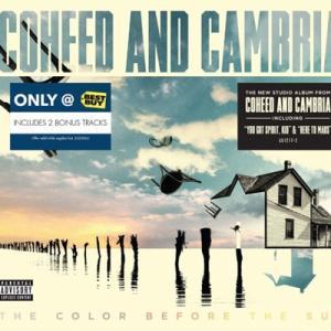 コヒードアンドカンブリア Coheed and Cambria - The Color Before the Sun: Exclusive Edition (CD)|musique69
