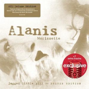 アラニスモリセット Alanis Morissette - Jagged Little Pill: Exclusive Deluxe Edition (CD)|musique69