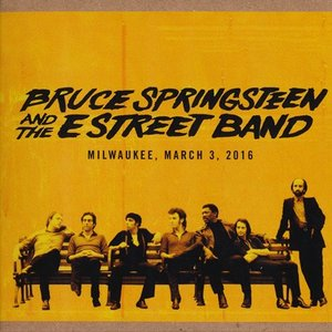 ブルーススプリングスティーン Bruce Springsteen & The E Street Band - The River Tour: Milwaukee, WI 03/03/2016 (CD)|musique69