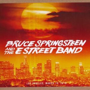 ブルーススプリングスティーン Bruce Springsteen & The E Street Band - The River Tour: Los Angeles, Ca 03/19/2016 (CD) musique69