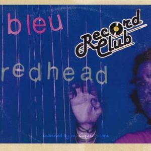 ブルウ Bleu - Redhead Record Club (CD)|musique69