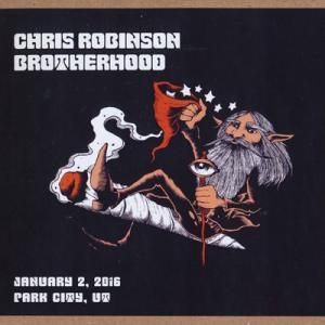 クリスロビンソン The Chris Robinson Brotherhood - Raven's Reels: Park City, UT 01/02/2016 (CD) musique69