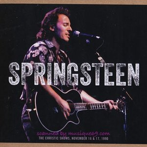 ブルーススプリングスティーン Bruce Springsteen - The Christic Shows November 16 & 17, 1990 (CD)|musique69