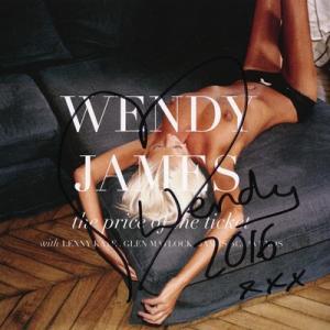 トランスヴィジョンヴァンプ Transvision Vamp (Wendy James) - The Price of the Ticket: Exclusive Autographed Edition (CD)|musique69