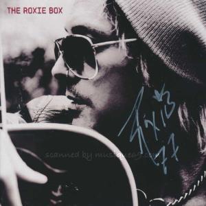 ライアンロキシー Ryan Roxie - The Roxie Box: Exclusive Autographed Edition (CD) musique69