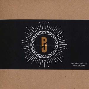パールジャム Pearl Jam - North American Tour: Philadelphia, PA 04/29/2016 (CD)|musique69